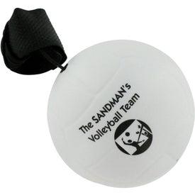 Volleyball Stress Ball Yo Yo for your School