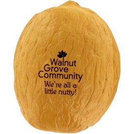 Walnut Stress Ball for Promotion