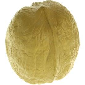 Branded Walnut Stress Ball