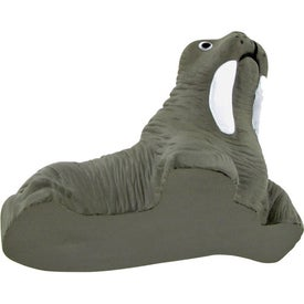 Walrus Stress Toy with Your Logo