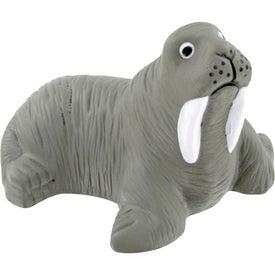 Customized Walrus Stress Toy