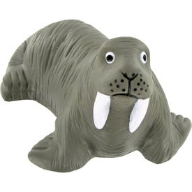 Walrus Stress Toy for Customization