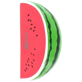 Watermelon Stress Reliever Printed with Your Logo