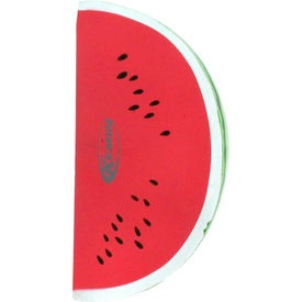 Logo Watermelon Stress Reliever