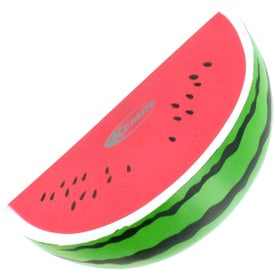 Monogrammed Watermelon Stress Reliever
