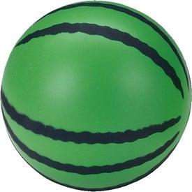 Personalized Watermelon Stress Ball