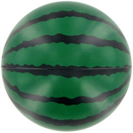 Watermelon Stress Ball Imprinted with Your Logo
