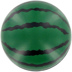 Watermelon Stress Ball Printed with Your Logo