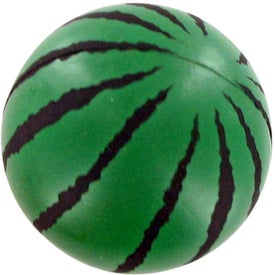 Watermelon Stress Toy Imprinted with Your Logo