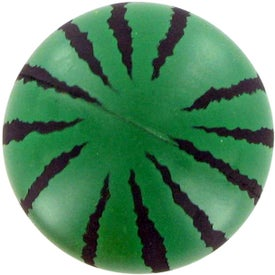 Imprinted Watermelon Stress Toy