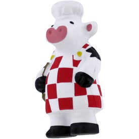 Personalized What's Cooking Cow Stress Reliever