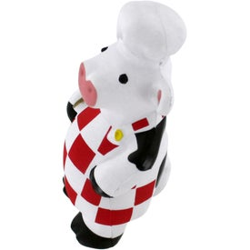 Promotional What's Cooking Cow Stress Reliever
