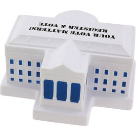 White House Stress Ball for Marketing