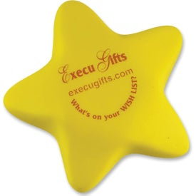 Squeeze Star Stress Shape