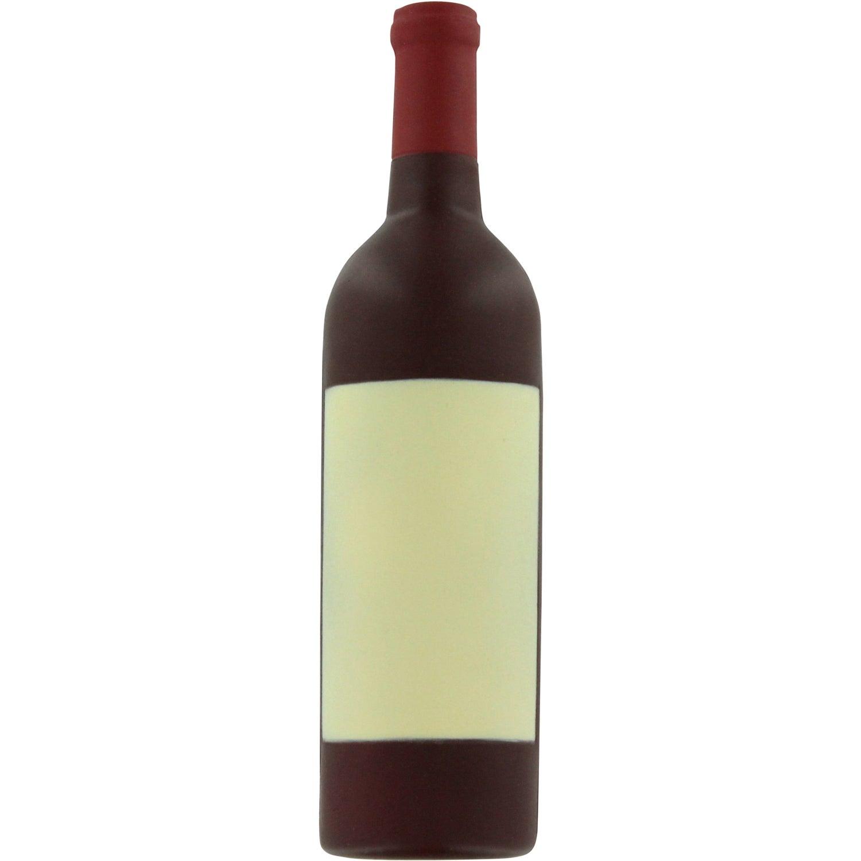 Blank Wine Bottle wine bottle stress reliever custom stress balls 1.08 ...
