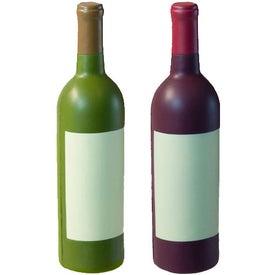 Wine Bottle Stress Reliever
