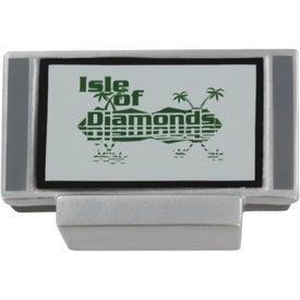 Monogrammed Widescreen TV Stress Ball
