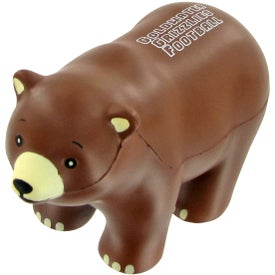 Bear Stress Ball for Your Church