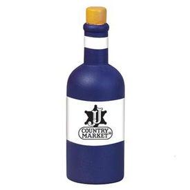 Wine Bottle Stress Ball