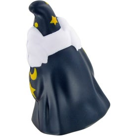 Wizard Stress Ball with Your Slogan