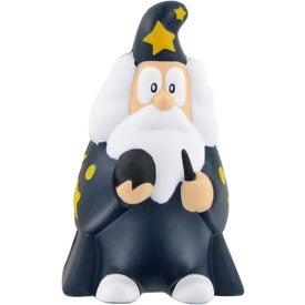 Wizard Stress Ball for Marketing