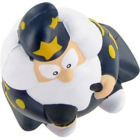 Promotional Wizard Stress Ball