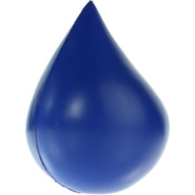 Wobble Droplet Stress Ball for Your Company