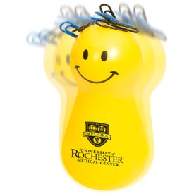 Wobbly Stress Reliever with Your Slogan