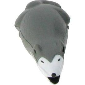 Wolf Stress Ball for Customization