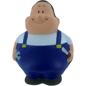 Workman Bert Stress Reliever