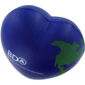 Branded World Heart Stress Reliever