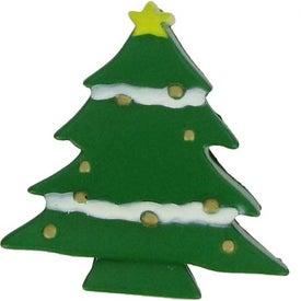 Custom Christmas Tree Stress Ball
