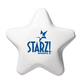 Promotional Star Stress Shape