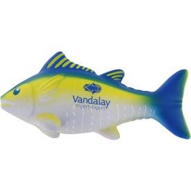 Yellowfin Tuna Stress Ball Giveaways