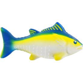 Yellowfin Tuna Stress Ball