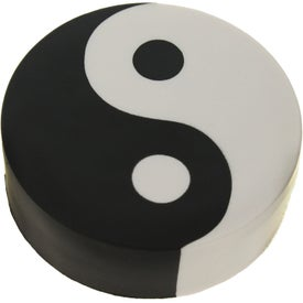Yin and Yang Stress Ball for Customization