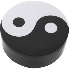 Yin and Yang Stress Ball for Advertising