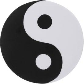 Yin and Yang Stress Ball for Marketing
