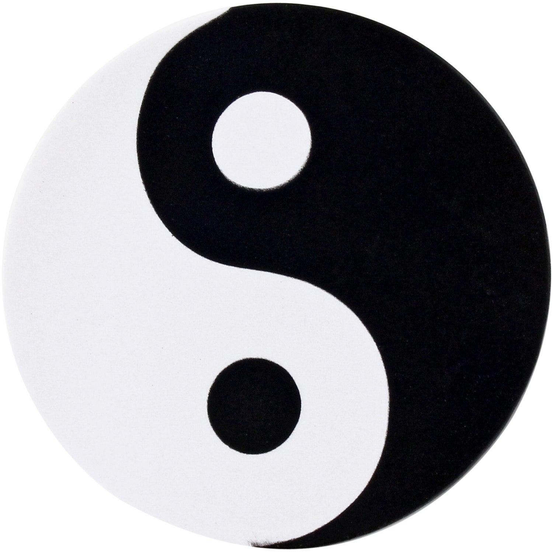 Yin and Yang Stress Ball