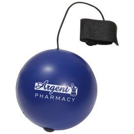 Customized Stress Ball Yo Yo