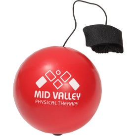 Stress Ball Yo Yo for Your Organization