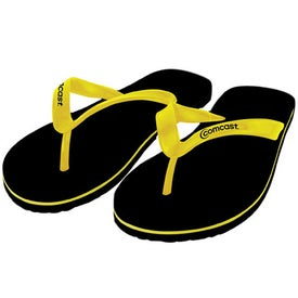 Logo Youth Flip Flops