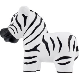 Zebra Stress Ball