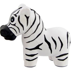 Zebra Stress Toy Giveaways