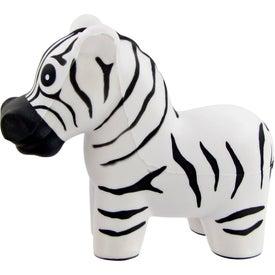Zebra Stress Toy Giveaways