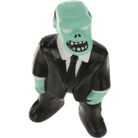 Zombie Stress Ball Printed with Your Logo