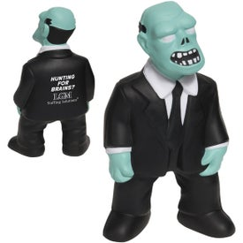 Zombie Stress Ball for Your Company