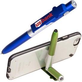 4-in-1 Multipurpose Stylus Pen