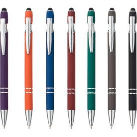 Alexandria Satin Touch Stylus Pen