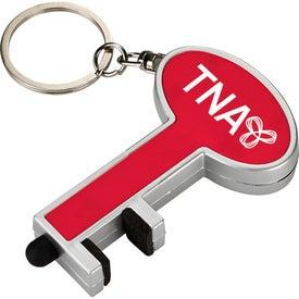 Key 3-in-1 Keychain Phone Stand